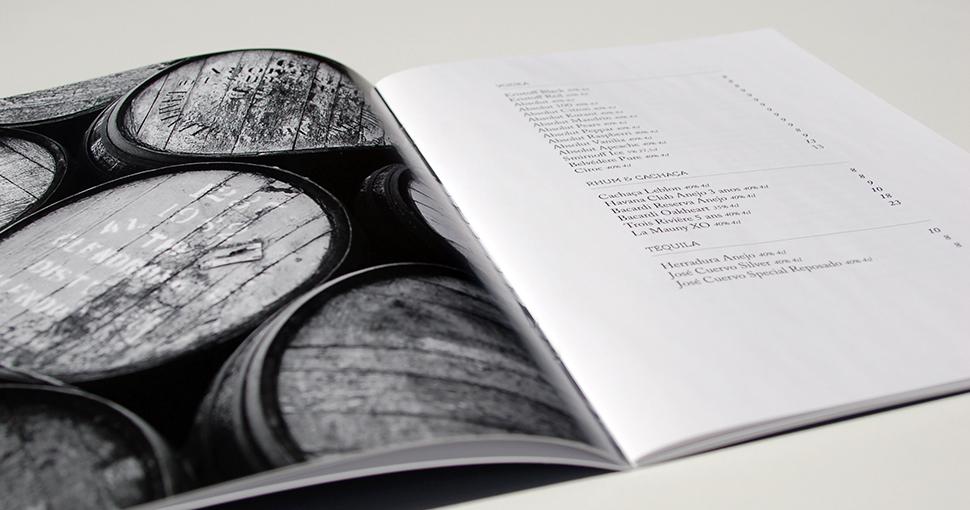Catalogue de spiritueux