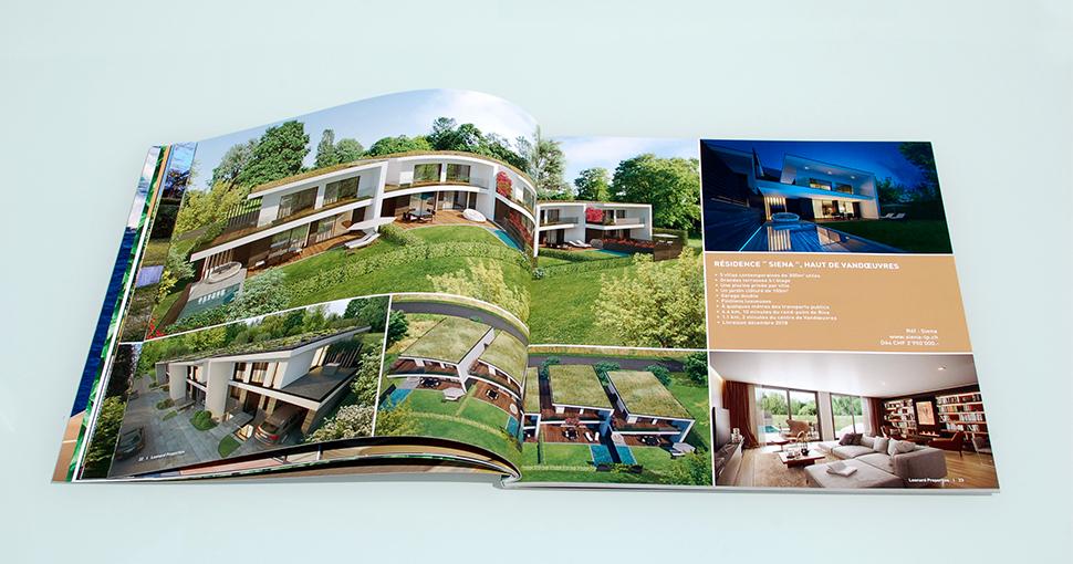 Magazine Léonard Properties